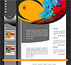 Website Shopping Cart Templates - Art - t-0128