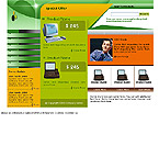 Ecommerce Template Computers -t-0004