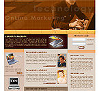 Ecommerce Template Computers -t-0027