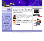Ecommerce Template Computers -t-0029