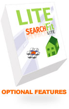 Shopping Cart Software Options for SearchFit Lite